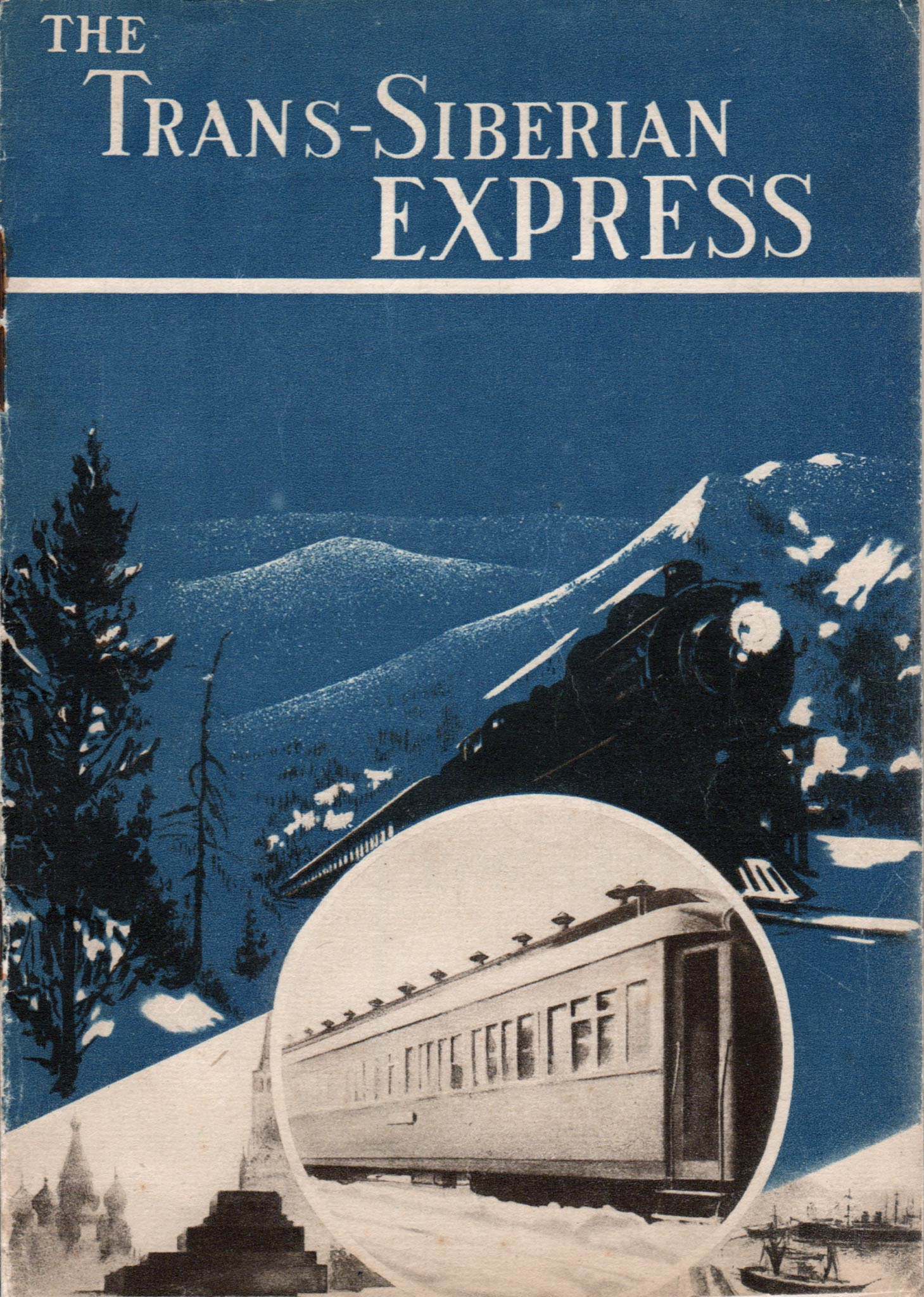intourist posters from the soviet era