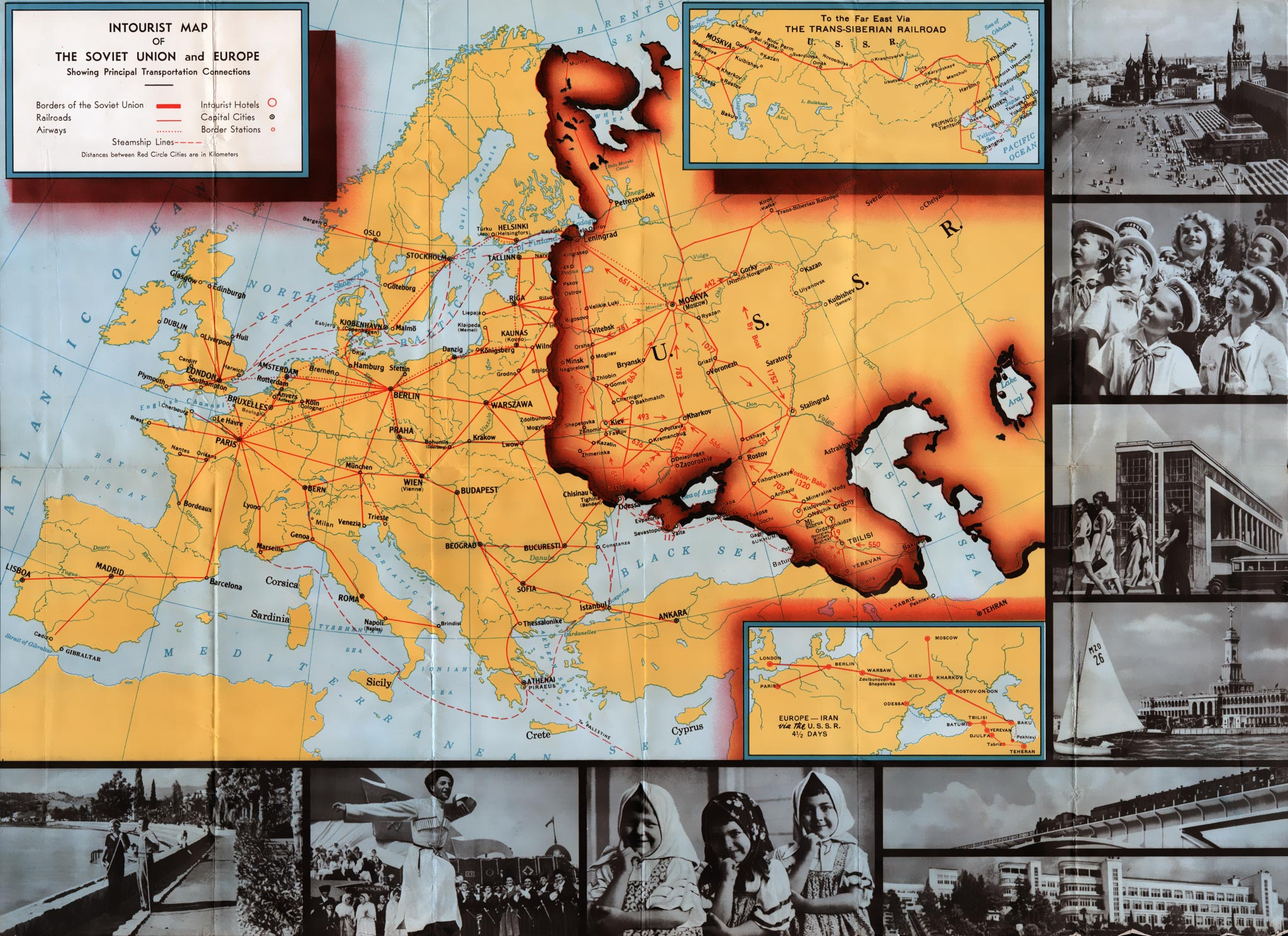 soviet land magazine