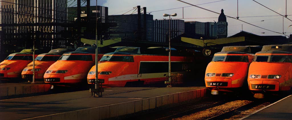 Tres Grande Vitesse From Turbotrain To Tgv Retours